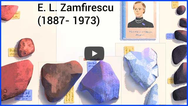 Elisa Leonida Zamfirescu Doodle (Video)